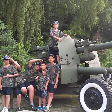 北京14天特種兵訓練夏令營(2019)