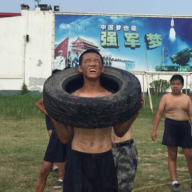 """2019國防小衛士之""""特戰尖兵""""30天營"""