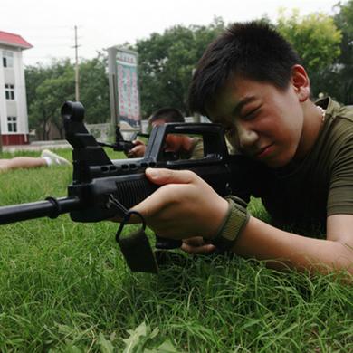 2019軍事類—特戰精英夏令營(北京)