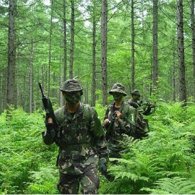 北京28天特種兵訓練夏令營(2019)