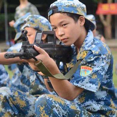 2019黃埔軍校28天軍事特訓營