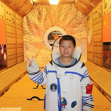 """2019—9天""""星辰計劃""""航天軍事營(北京)"""